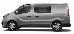 Utilitaire Renault trafic 6 places